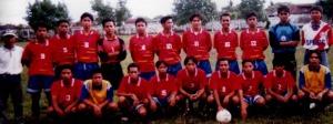 Tim Kesebelasan SMK Berdikari Jember Tahun 1998-1999